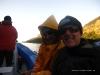 Sardines Run - opatuleni przed zimnem i wodą, w drodze na ocean
