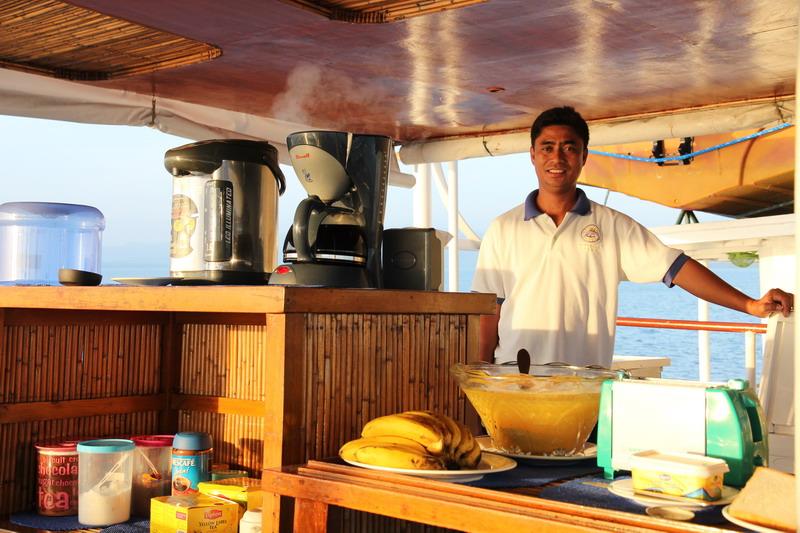 Wyprawa na Yap i Palau: Tubbataha