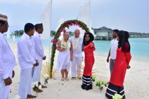 ślub na Malediwach