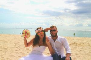 ślub na Mauritiusie Aleksandra i Kacper